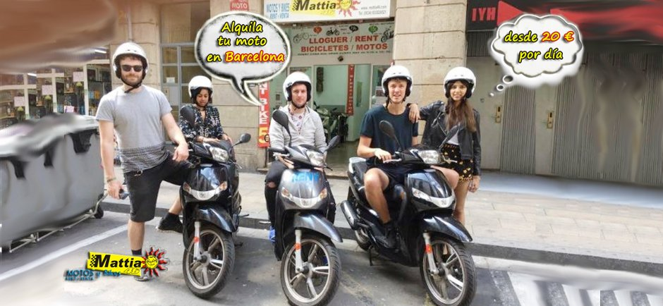 rollerverleih barcelona